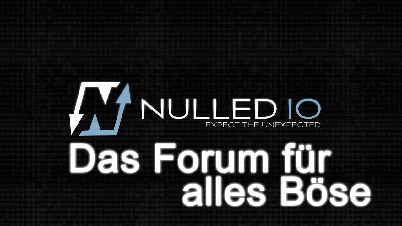 Nulled to - The leakforum for everything evil