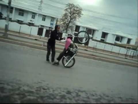 Kareem Khan wheeling 302