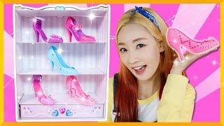 為白雪公主設計獨一無二的高跟鞋 | 愛麗和故事 EllieAndStory