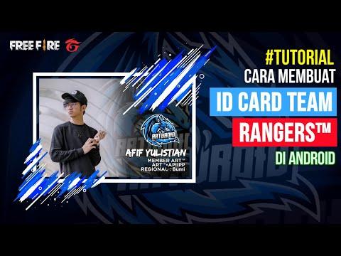 Cara Membuat ID Card/Biodata Game Seperti Rangers Team diAndroid - Infinite Design - 동영상