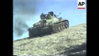 Карабахская война. Наступление Азербайджанской Армии. Реальные кадры. War in Karabakh.