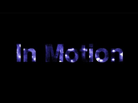 In Motion - a motion capture project
