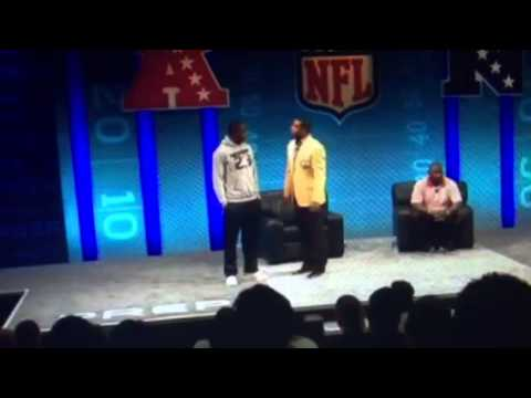 """Cris Carter says to have a """"fall guy"""""""