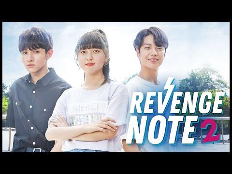 Revenge  Note  2 - Episódio 27 (SUB PT BR )