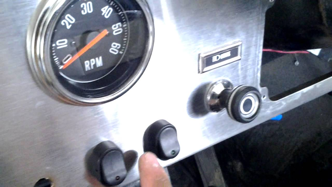 Cj7 Dash Updated Youtube Amc Jeep Cj5 Wiring