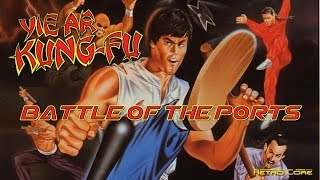 Battle of the Ports - Yie Ar Kung-Fu (イー・アル・カンフー) Show #217 - 60fps