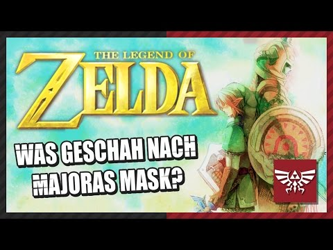 Was geschah mit Link nach Majoras Mask? 💜 The Legend of Zelda Theorie • Gaming Physics