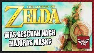 Was geschah mit Link nach Majoras Mask?   The Legend of Zelda Theorie • Irregu