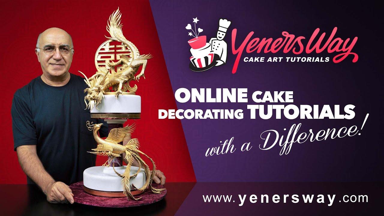 Online Cake Decorating Tutorials