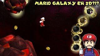 Super Mario Galaxy en 2D ?!? - Jugando Newer Super Mario Bros Wii con Pepe el Mago (#10)