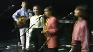 The Rankin Family 1991 Waltham Concert - Pt. 1 of 2