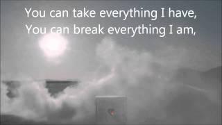 Repeat youtube video Demi Lovato   Skyscraper Lyrics Official Video