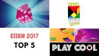 Top 5 e Bottom 5 della Essen 2017 - Playcool