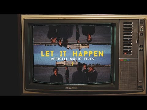 SWITCHFOOT - LET IT HAPPEN - Official Music Video