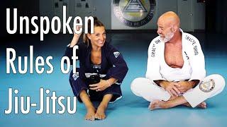 Unspoken Rules of Jiu Jitsu