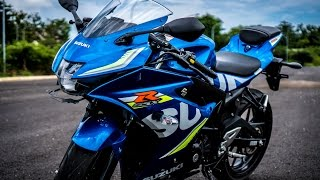 2017 Suzuki GSXR150 / GSXR125 - Is it worth it?