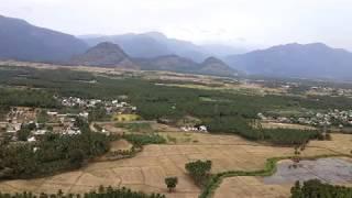 Kodaikanal view from Palani Lord Muruga Temple