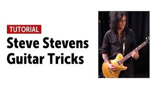 Download Steve Stevens - Guitar Tricks MP3 song and Music Video