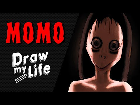 MOMO - WHATSAPP 🔪 DRAW MY LIFE / CREEPYPASTA
