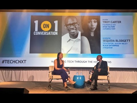 Troy Carter Talks Navigating Tech Through the Hip-Hop Lens Mp3
