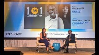 Troy Carter Talks Navigating Tech Through the Hip-Hop Lens