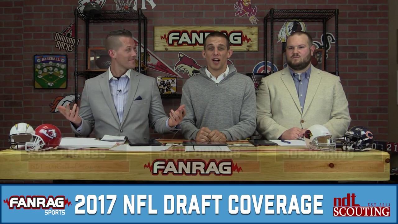 NFL Draft: Utah's Garett Bolles goes to Denver at No. 20
