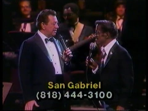 Jerry Lewis Telethon 1980s Potpourri 1981-85 with Donald O Connor, Eddie Murphy, Andy Williams