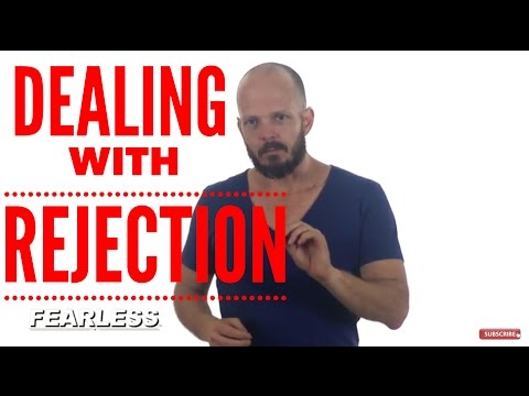 gay dating dealing with rejection