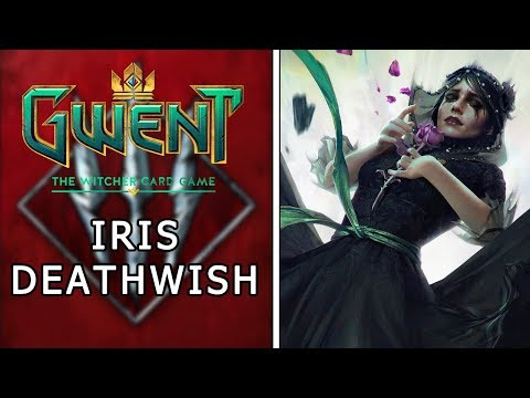 Gwent | Monsters Deck Guide | Iris Deathwish