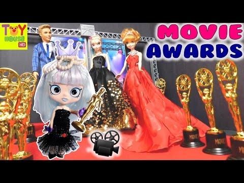 Shoppies at the Movie Awards! 🎞🎬🎥🏆