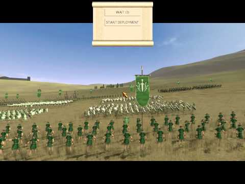 Rome Total War - Part 47 - Onagers Of Doom