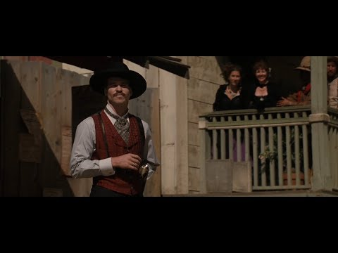 Tombstone - Play for blood (I'm your huckleberry)