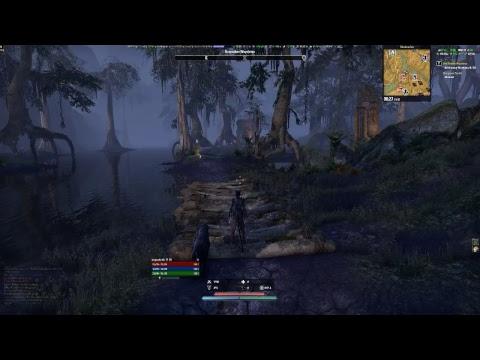 Elder Scrolls Online PVE/PVP
