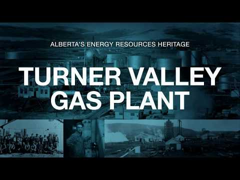 Turner Valley Gas Plant - Alberta Energy Resources Heritage