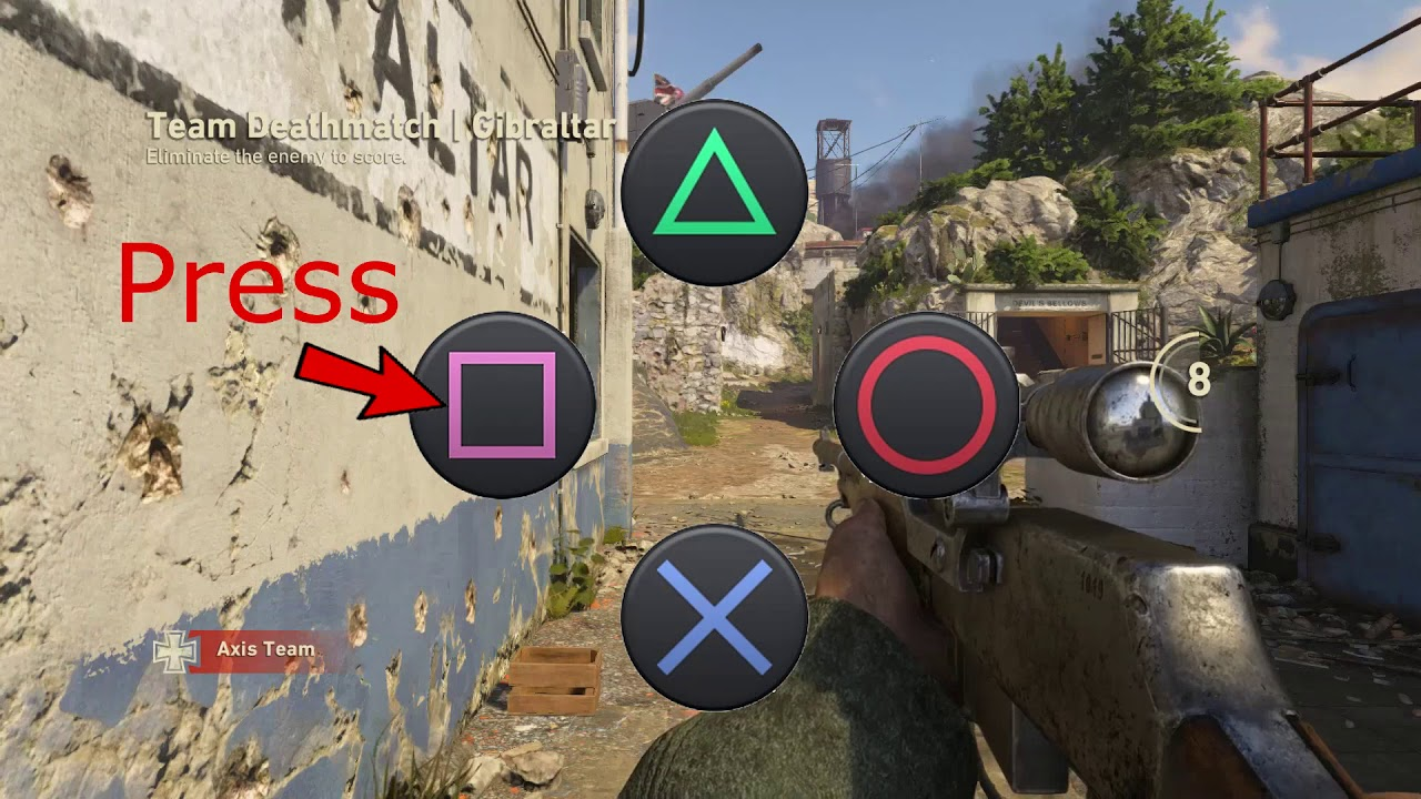 Rapid fire mod in the new call of duty game ps4 strike pack youtube - Strike mod pack ...
