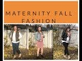 Shop My Closet - Fall Maternity Edition | Elly Thomson