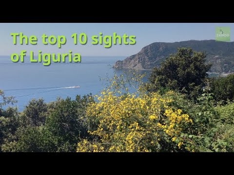 The top 10 sights of Liguria