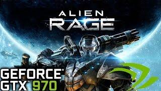 Alien Rage PC GAMEPLAY GTX 970 @1080P