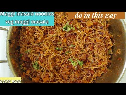 maggi noodles | maggi recipe | street style|maggi masala | fast food | delicioussorange