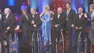 Westlife - She's the one (ITV 18-12-04) (part 2)