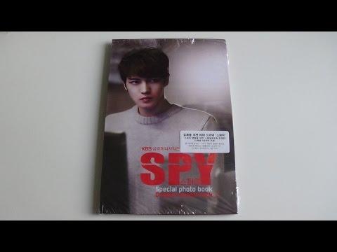 Unboxing SPY 스파이 Original Sound Track Album Part 2