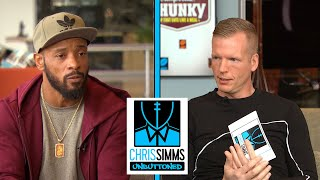 Santana Moss opens up about experience playing at Miami | Chris Simms Unbuttoned | NBC Sports