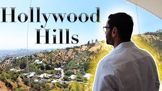$40 Million Hollywood Hills Mansion Tour With Golden Dinosaur And Glass Bottomed Pool