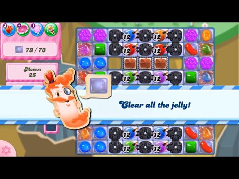 Candy Crush Saga Level 2892 NO BOOSTERS