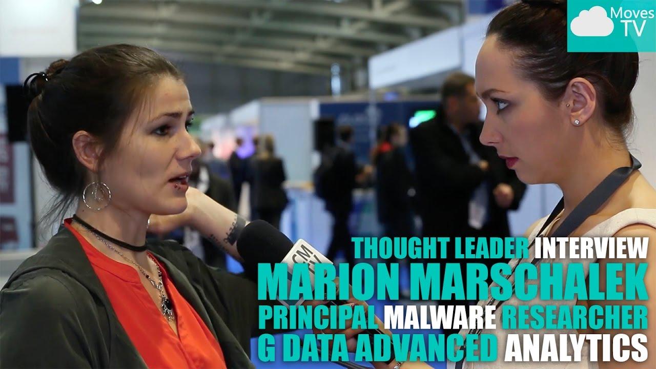 Thought Leader Interview: Marion Marschalek, Principal Malware Researcher –  G DATA