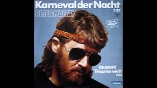 "Download Peter Maffay - Karneval Der Nacht 12"" Extended Maxi Version"