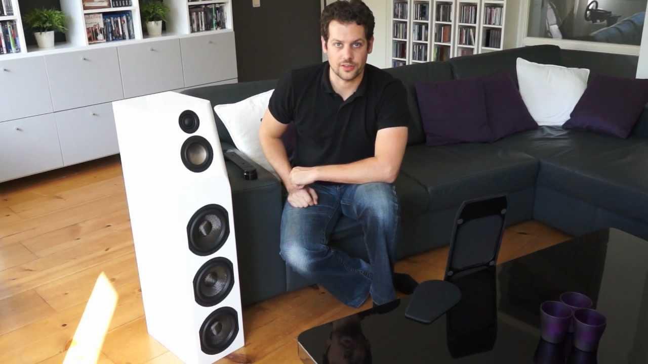teufel ultima 800 mk2 youtube. Black Bedroom Furniture Sets. Home Design Ideas