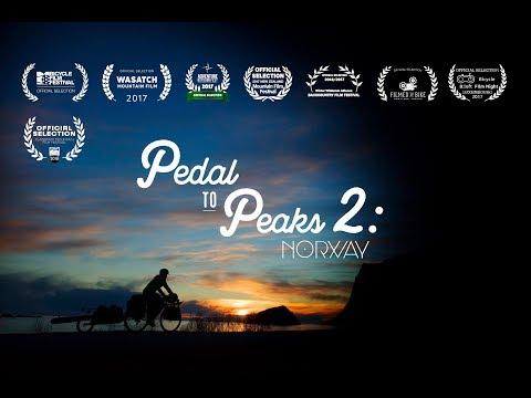 PEDAL TO PEAKS | NORWAY