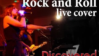 rock and roll led zeppelin female vocal cover band for weddings events