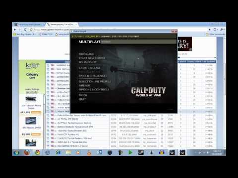 cod waw online crack